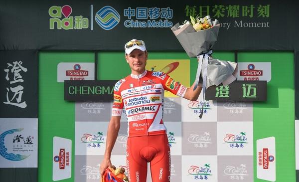Tour of Hainan: primo successo da professionista per Fausto Masnada