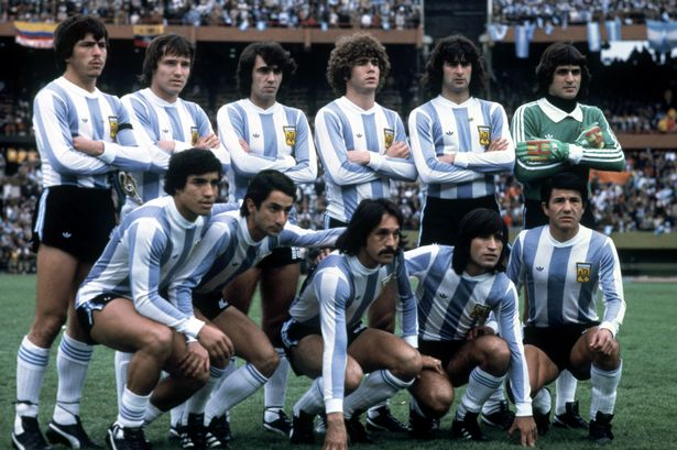 TrapaniOk - World Cup Story, Argentina 1978