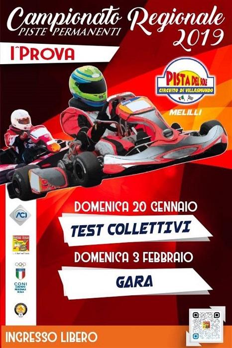 Aci Sport Calendario.Trapaniok Pronta La Stagione Karting Sicilia 2019