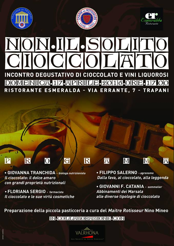 Trapaniok trapani non il solito cioccolato incontro for Non e il solito brodo