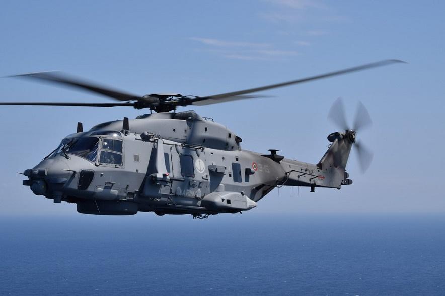 Elicottero Militare : Trapaniok marina militare due interventi della